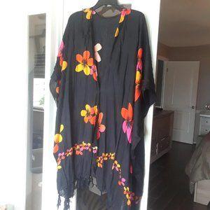 Kimono/Beach cover up/top